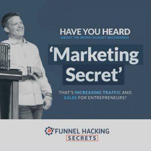 Funnel Hacking Secrets